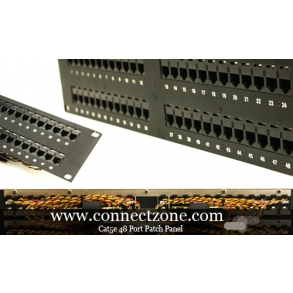 What is A Patch Panel? Know Types of Patch Panels