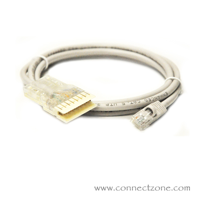 Grey 110-Cat5e Patch Cords