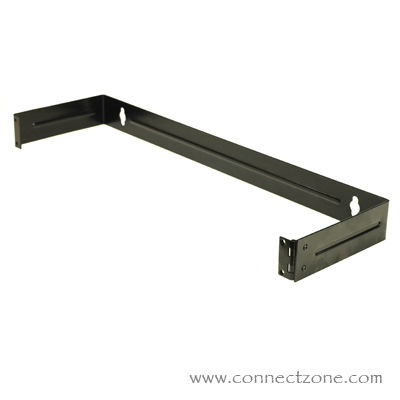 "19"" PATCH PANEL SWING BRACKETS"