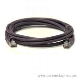 Purple Molded Cat6 Patch Cables