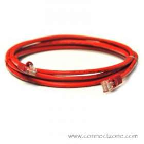 Red Molded Cat6 Patch Cables