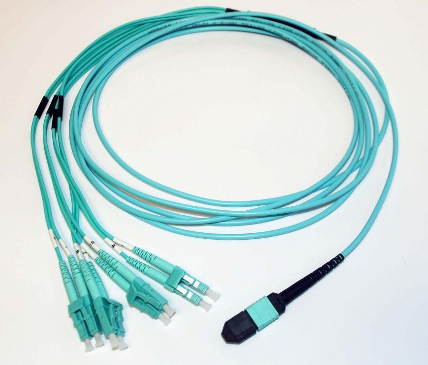 7dB 2 x LC//UPC Fiber Optic Attenuator